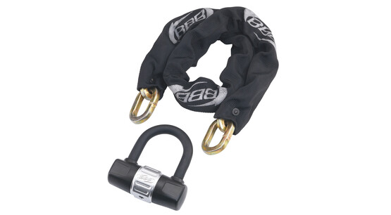 BBB Antivol PowerChain BBL-14 Noir